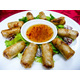 Spring roll with meat & shrimp