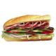 Luxury sandwich