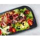 Smoked bacon salad