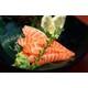 Sake toro sashimi-6 pieces
