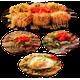 Takoyaki 12 + Okonomiyaki 3