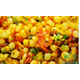 Stir fried corn with butter