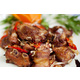 Pork Ribs grilled w/Garlic
