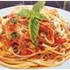 Spaghetti vegetarian