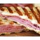 Ham & cheese panini