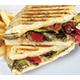 Vegetable panini
