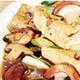 Stir-fried tofu with mushroom & garlic