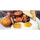 Sando 's huge english breakfast