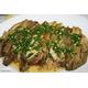 Eggplant fried w/Minced Pork, Dried Shallots & Spring Onions