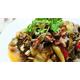 Sauerkraut sauteed w/Beef or Catfish Stomach