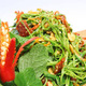 Morning Glory Salad w/Shrimp & Pork