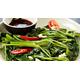 Morning Glory or Freshwater Spinach sautéed w/Garlic