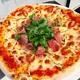 Roast beef pizza