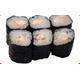 Steam shrimp roll