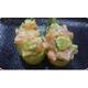 Gunkan tuna/ salmon and avocado