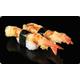 Fried shrimp nigiri