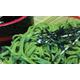 Cold green soba