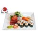 107. Sashimi Sushi Menu