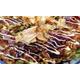 Japanese style seafood pancake