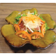 Mixed salmon, tuna salad