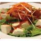 Tofu salad kimchi