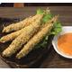 Sesame fregnant fish