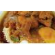 Special mango pumpkin chicken curry