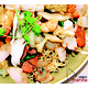 Egg Noodle Sauteed With Seafood