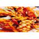Spicy stir- fried seafood