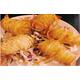 Potato and shrimp