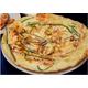 Sea food pancake