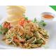 Jelly fish salad w/ prawn and pork