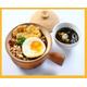 Brown Rice Clay Pot with Tonkatsu