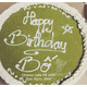 Green Tea Cheese Cake 20cm