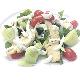 Chicken tzasiki salad