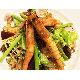Asparagus & prawn salad