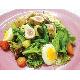Pan seared tuna salad