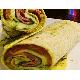 Salami wrap