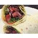 Smoke beef & bacon wrap