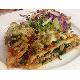 Grilled pork lasagne