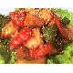 Sweet & sour chicken (rice)