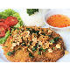 Crispy pork with steamed rice