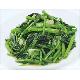 Stir fried spinach with garlic