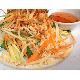 Mango/papaya salad
