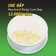 Sweetened Sticky Corn Soup