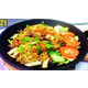 Noodle stir fried with beef
