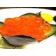 Ikura sashimi