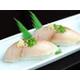 Saba fish sushi
