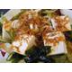 Tofu & anchovy salad