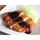 Deep-fried pork loin